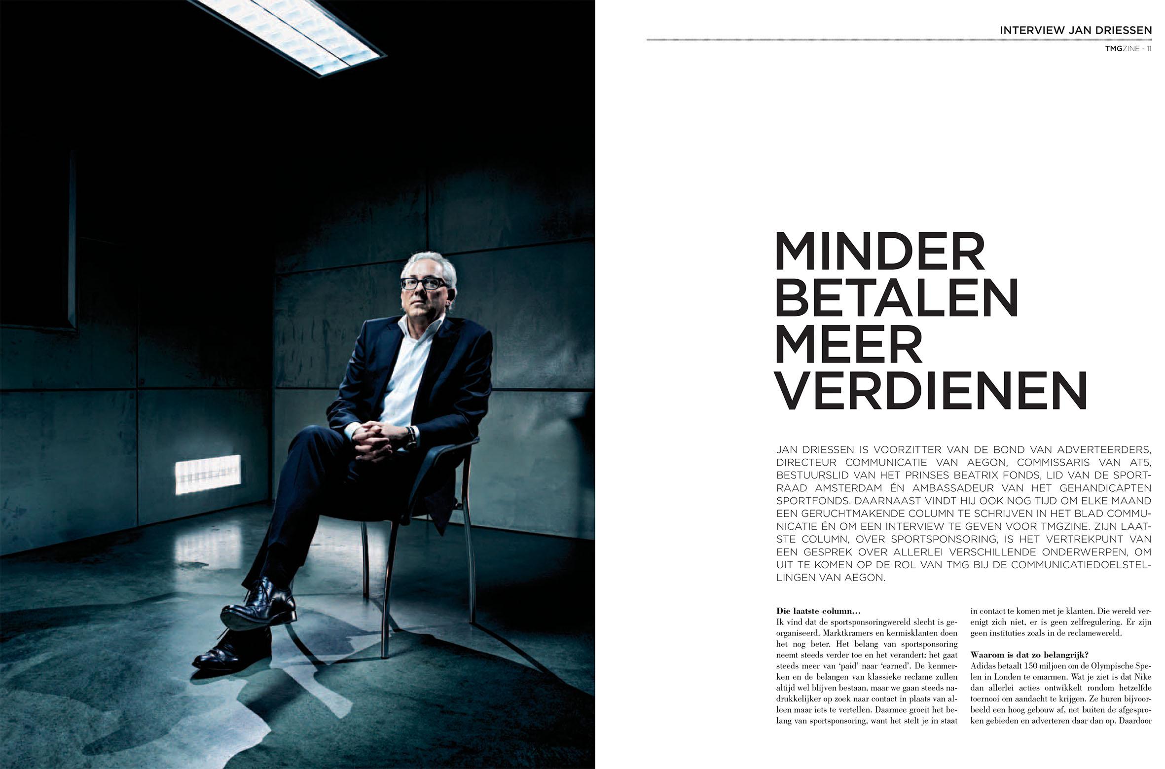 28 Rademakkers TMG #3 - Jan Driessen