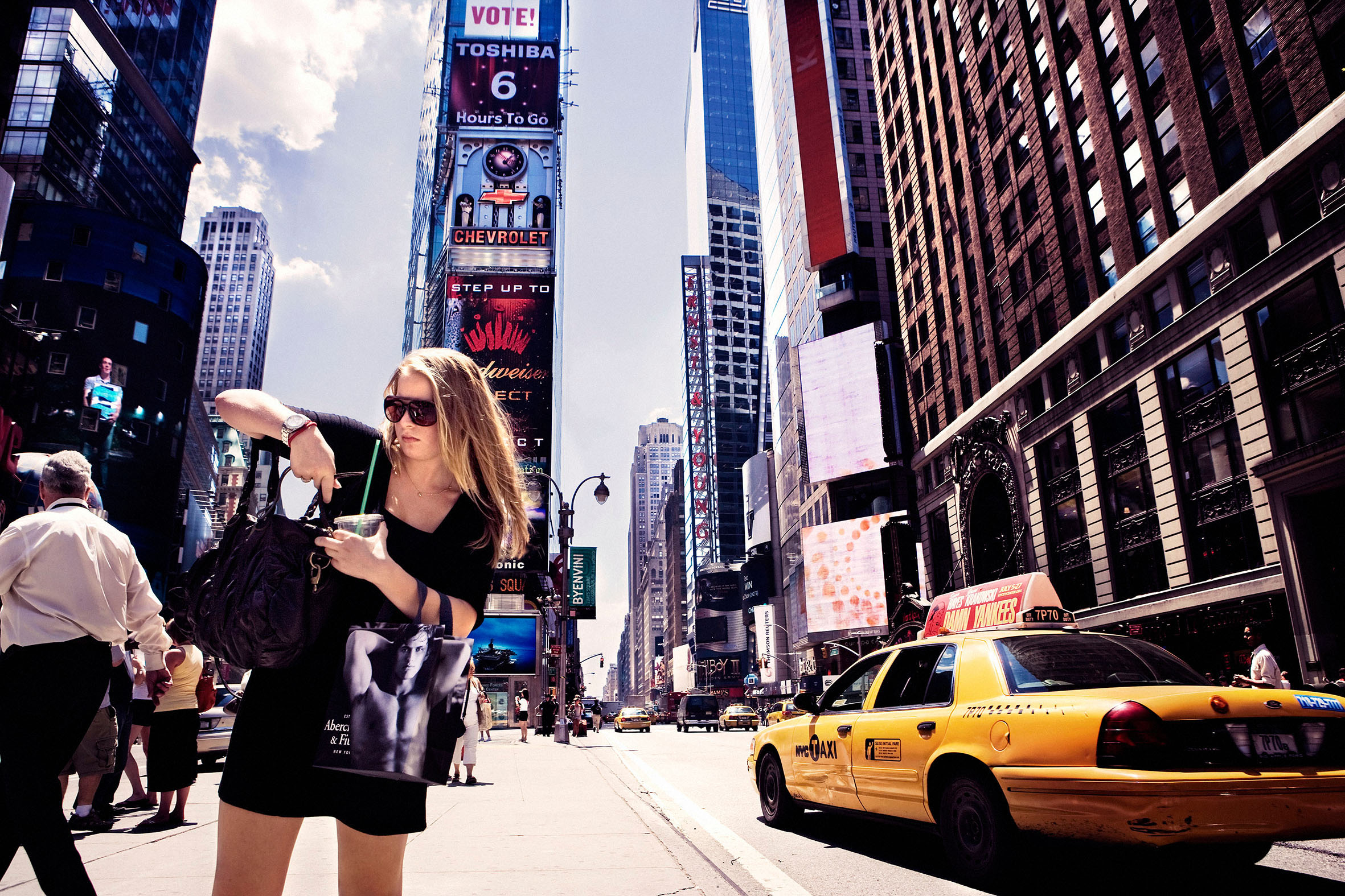 Maart Times Square