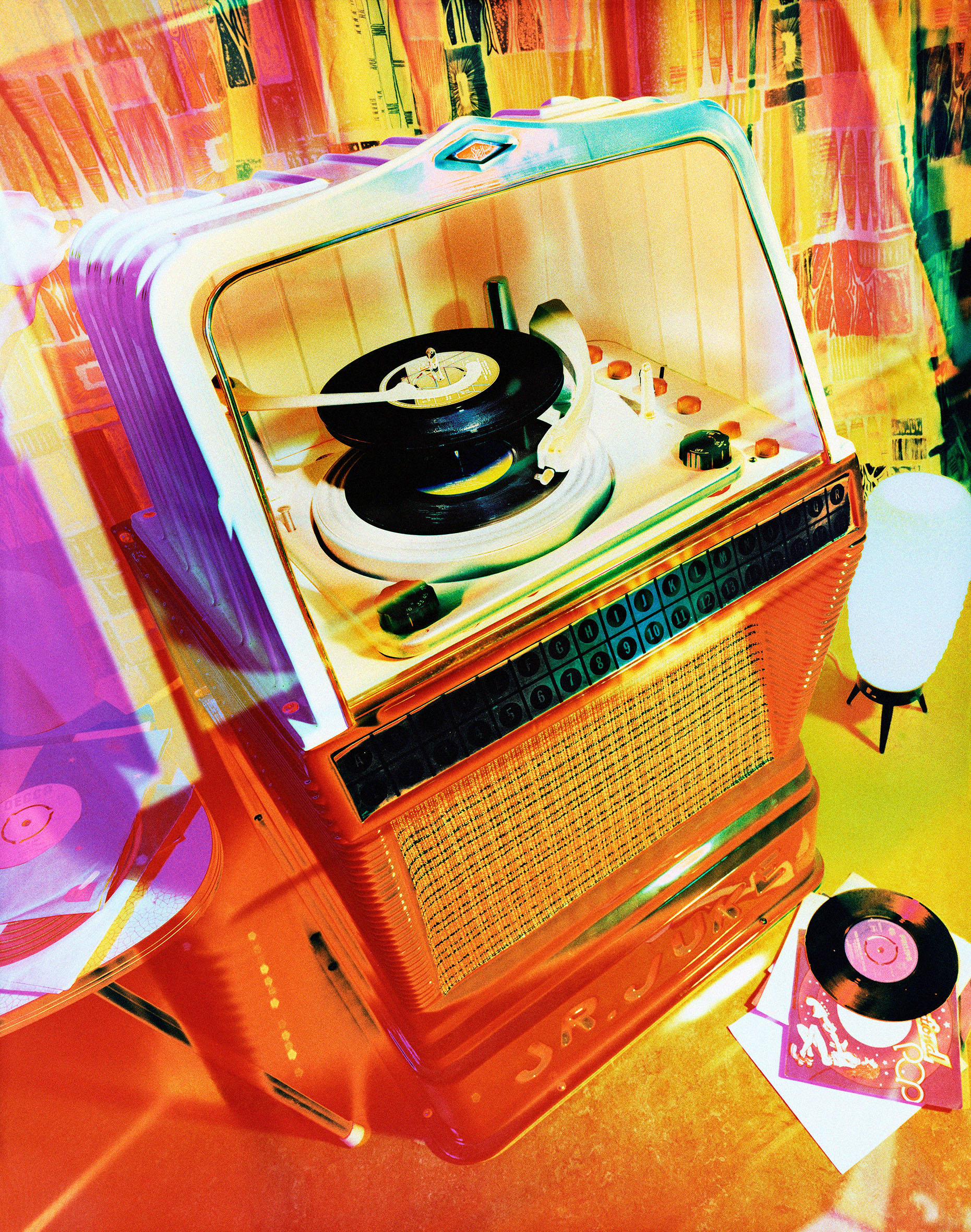 Sony - Jukebox
