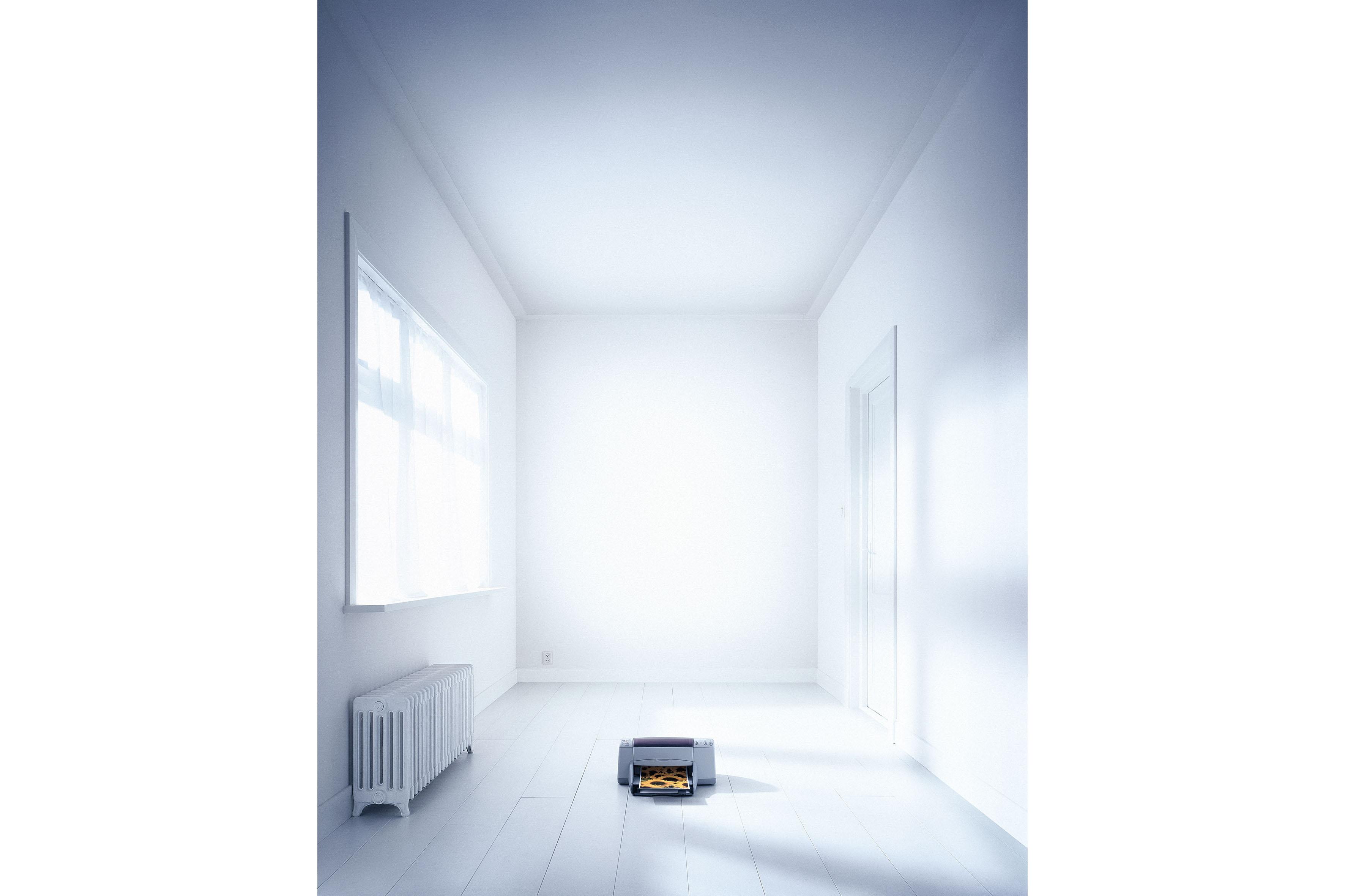 Saatchi HP - De donkere kamer