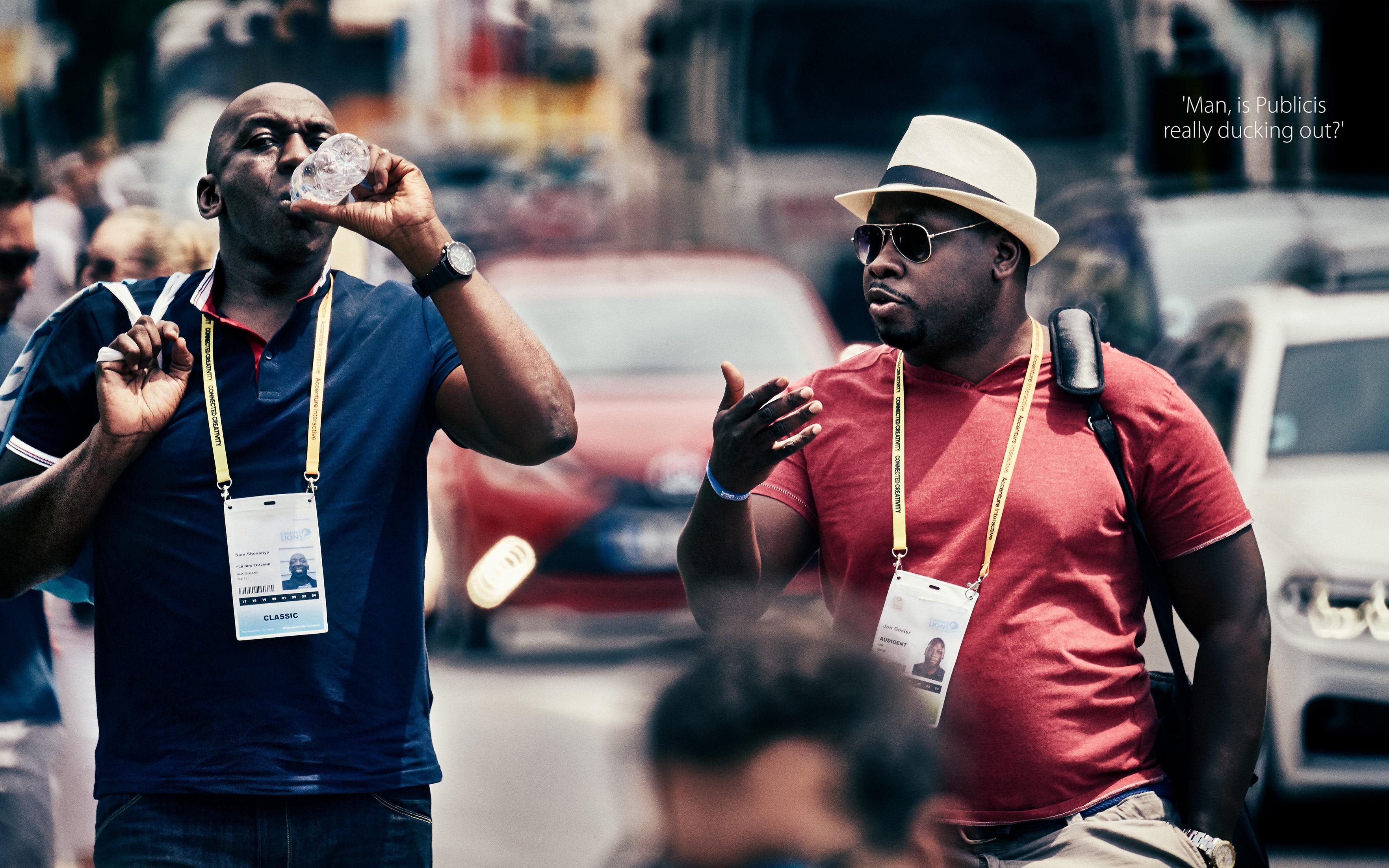 Fonk - Cannes Lions