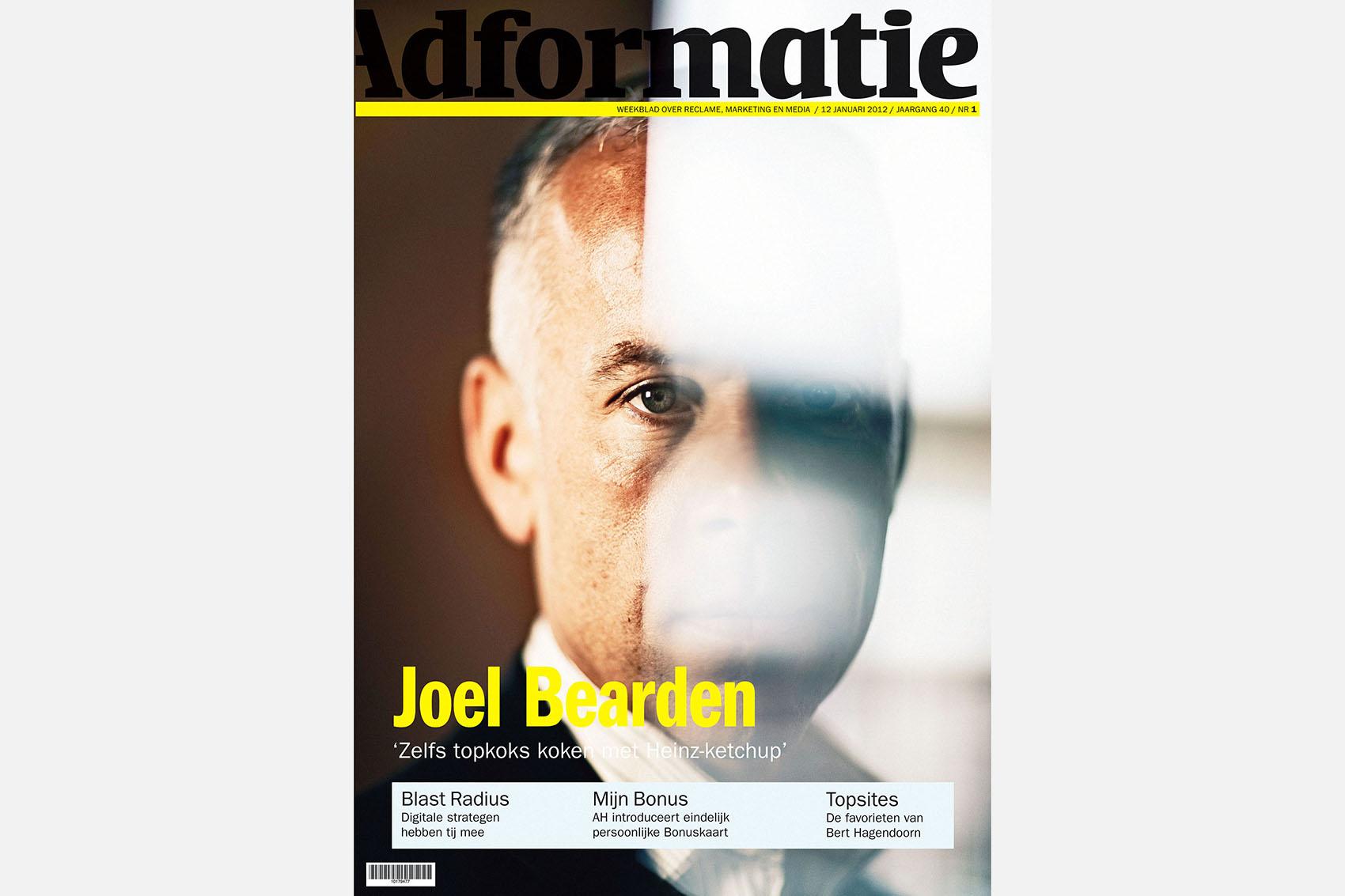 Adformatie - Joel Bearden